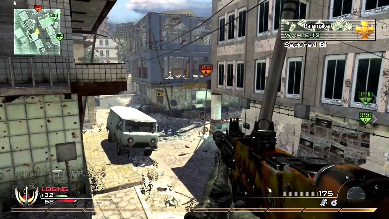 Mw2 Remastered On Xb1 And Ps4 Double Nuke On Invasion