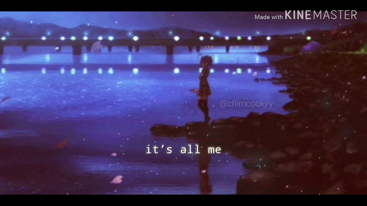 """Love Myself"" BTS short aesthetic lyrics - YouTube"