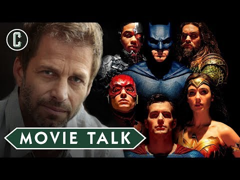 Zack Snyder Was Reportedly Fired from Justice League  Movie Talk