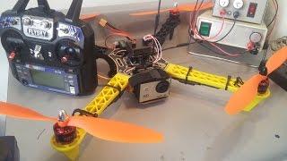 Construcción de un drone paso a paso 1/13 (Lista de compras)