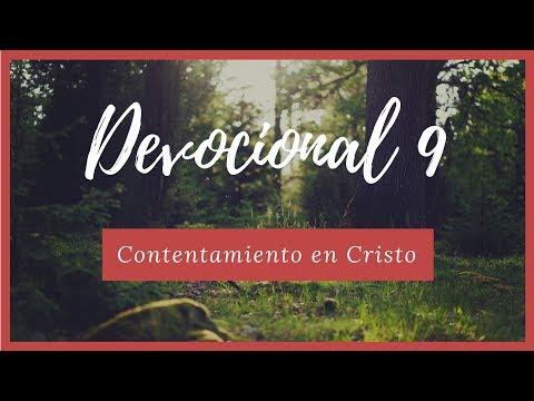DEVOCIONAL 9 - Contentamiento En Cristo - Job 1:21