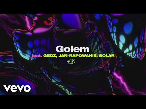 Kubi Producent - Golem ft. Gedz, Jan-Rapowanie, Solar (Official Audio)