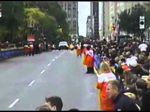 Meb Keflezighi - NYC Marathon Winner. American Anthem music