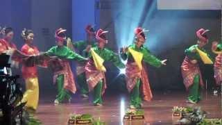 FESCO 2012 - Tari Berkasih from Sekolah Seni Johor Bahru..