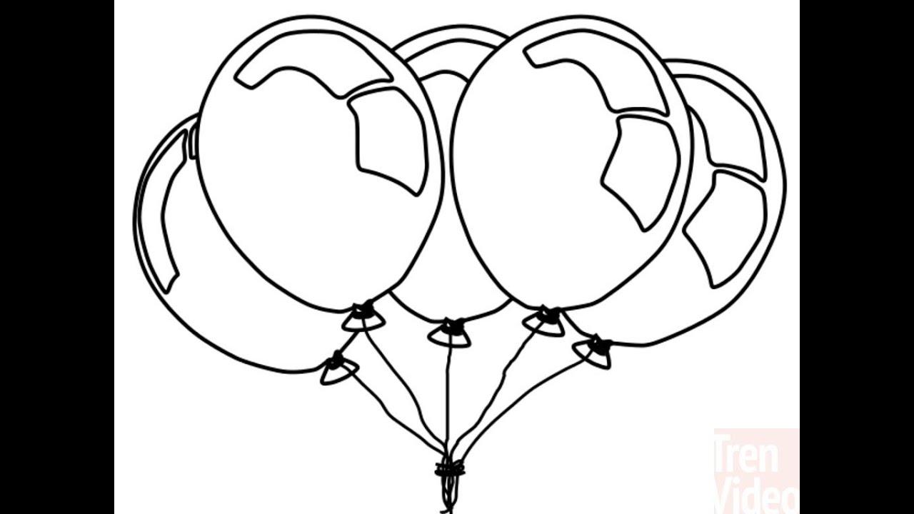 Balonku Ada Lima Lagu Anak Indonesia Balonku Lucu