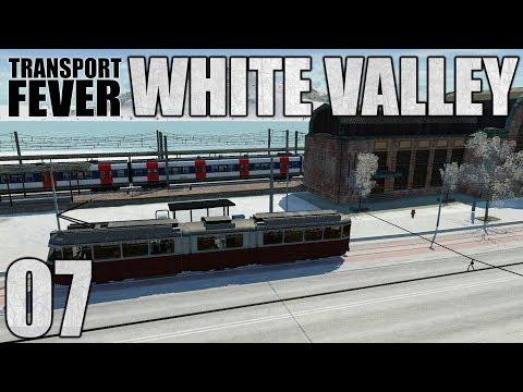 Transport Fever || White Valley Part 7!