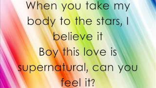 Ke$ha - Supernatural [LYRICS] new song 2012