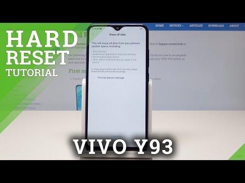 Hard Reset VIVO Y93 - HardReset info