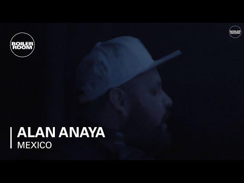 Alan Anaya Boiler Room Mexico City Live