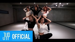 Itzy 달라달라 Dalla Dalla  Dance Practice  Close-up