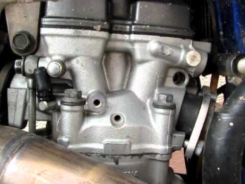 Yamaha YZ250F Engine Noise  YouTube