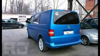 Alt Job / Plasti Dip / Volkswagen Transporter 5