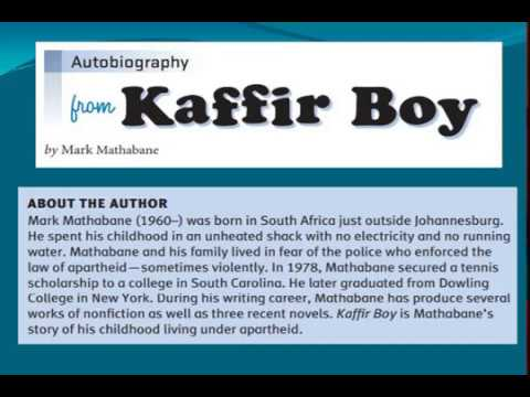 from kaffir boy by mark mathabane same language subtitling  from kaffir boy by mark mathabane same language subtitling