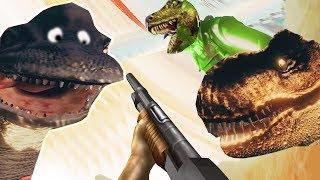 ▼Динозавроведение: новый урок