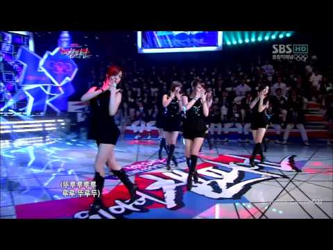 T ara   Day by Day   (song korean)& La song