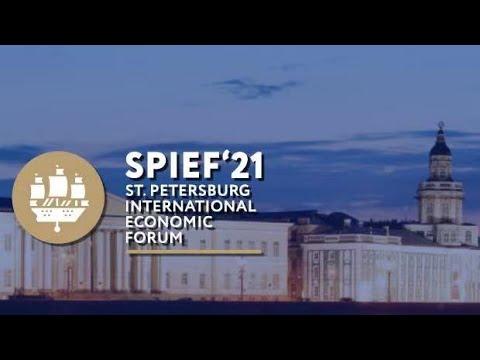 SPIEF 2021: Economy in new reality