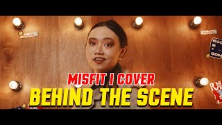 NCT U - MISFIT COVER MV Making/Behind The Scene! #JeWeVLOG