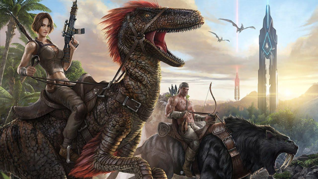 ark survival evolved wow
