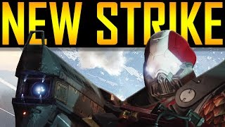 Destiny 2 - NEW STRIKE! INVERTED SPIRE!