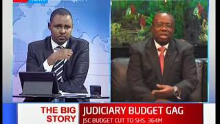 The Big Story: Judiciary requested sh31.2bn for their 2018-2019 budget