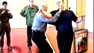 Фильм 9  Русский Рукопашный Бой  Бой в сложных условиях