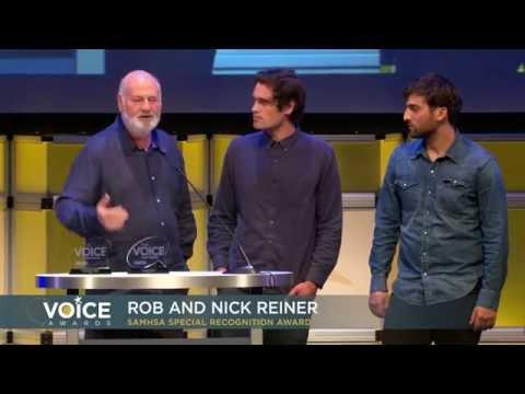 2016 Voice Awards Event: Rob Reiner, Nick Reiner