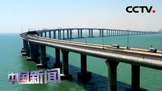 [中国新闻] 携手共建一流湾区 制度创新 破除粤港澳三地体制机制壁垒 | CCTV中文国际