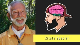 """Zitate Special   Prof. Kurt Tepperwein """"Arm ist wer mehr braucht als er hat, reich ist wer..."""