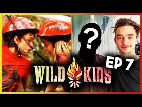 VI FÅR BESÖK AV EN DELTAGARE | Wild kids ep. 7