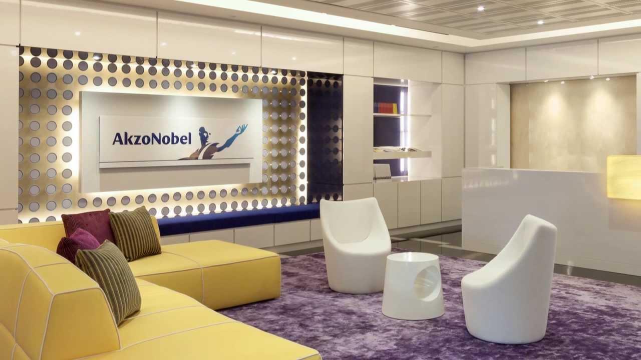 Akzonobel S Regional Head Office In Singapore Embodies The
