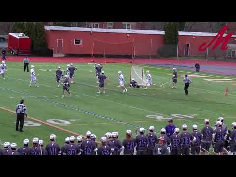 Men's Lacrosse: Muhlenberg 9, Scranton 8