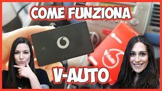Recensione V-Auto by Vodafone: che cos'è e come funziona?