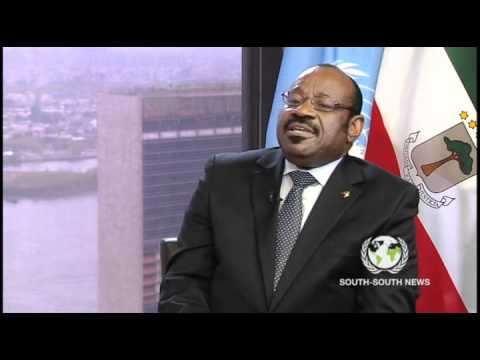 Interview with Anatolio Ndong Mba UN Ambassador of Equatorial Guinea