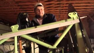 The Restorers- Mike Porter on Warbird Restoration