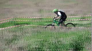 Comrie Croft Duel Slalom - James Shirley VS Mike Clyne