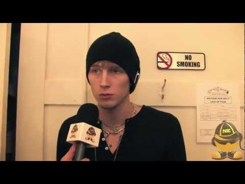 """MGK: """"I Didn't Think I Was Ready for the Big-Time."""""""