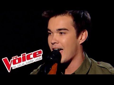 Shontelle  – Impossible  François Lachance  The Voice France 2014  Blind Audition