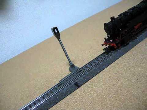 Maerklin 24997 Entkupplungs-Gleis mit Digital-Decoder 74460