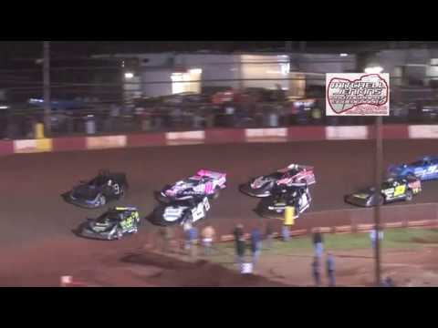 Dixie Speedway Super Late Model Feature 03/11/2017