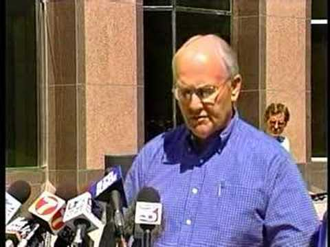 "Senator Larry Craig: ""I am not gay"""