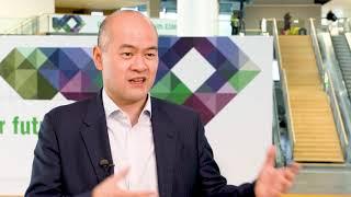 Using AI to design clinical trials