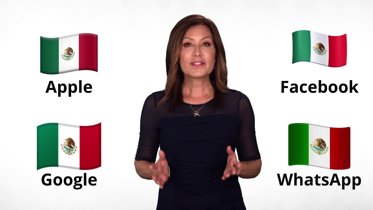 Mexico Flag Emoji 🇲🇽- How Will It Look on Every Device? + Everything You  Need to Know - YouTube