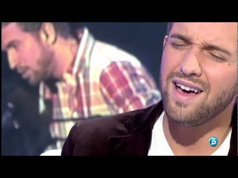 Pablo Alborán - La Vie En Rose (4 - 11 - 2012)