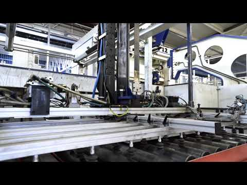 Automated Bending techonology- Electroalfa Steel Fabricated Parts Factory