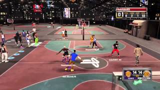 NBA 2K15 CROSSOVER CHEESE PT 2