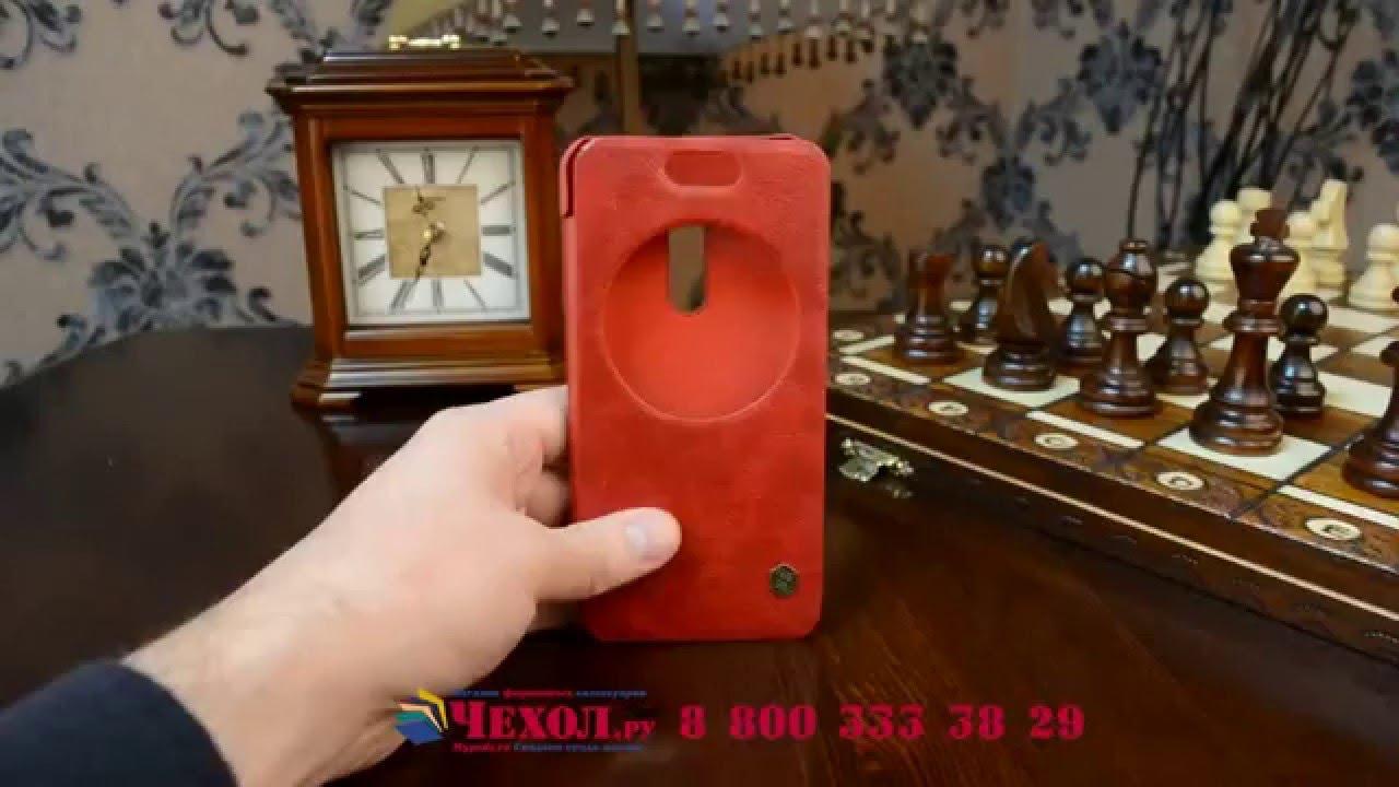 ОБЗОР: Чехол Silk MC и его возможности со смартфона Asus Zenfone 2 .