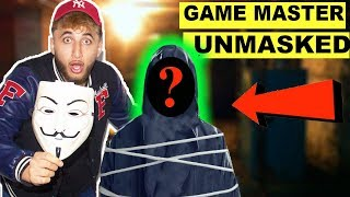 UNMASKING THE GAME MASTER GONE WRONG!! | I CAUGHT THE GAME MASTER TRYING TO HACK ME!!