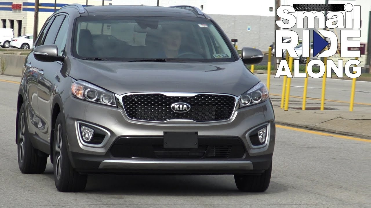 2018 Kia Sorento Ex V6 Suv Review Amp Test Drive Smail