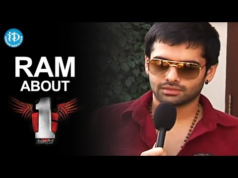 Ram Shares Facts about 1 Nenokkadine Movie