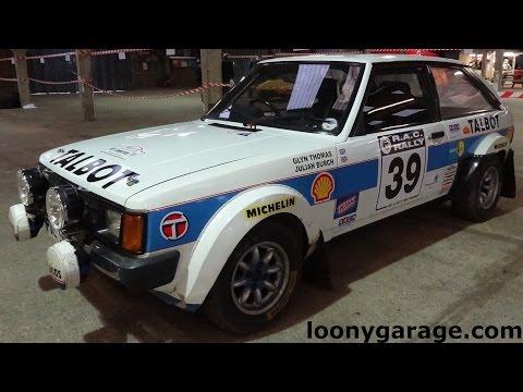 Top Gear Clip Rally Car Review